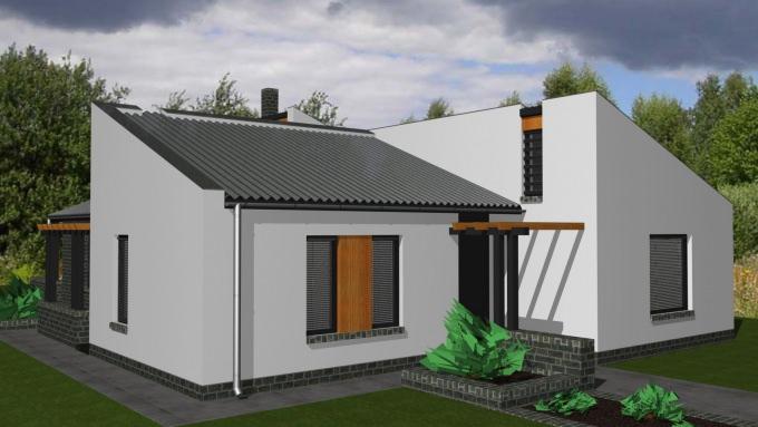 Herceghalom családi ház tervezése